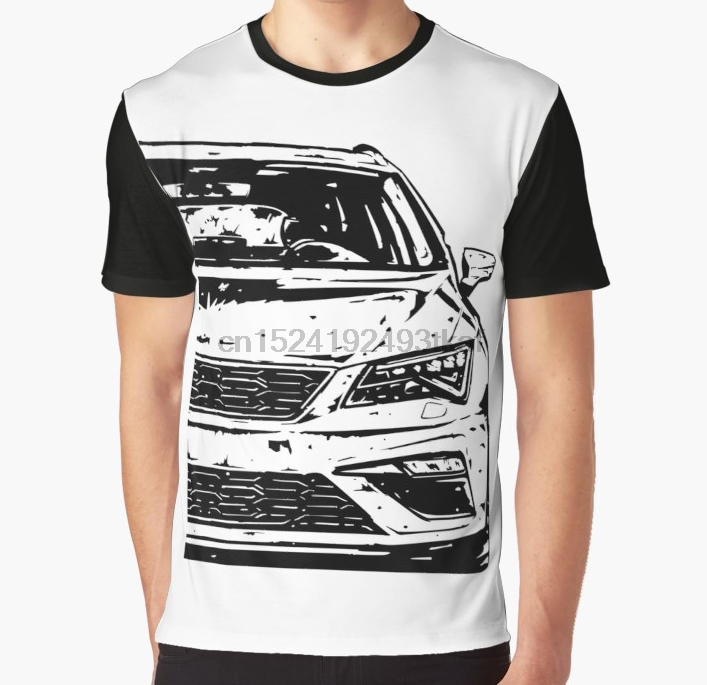 Seat Leon Cupra 5F Facelift T-Shirt V2