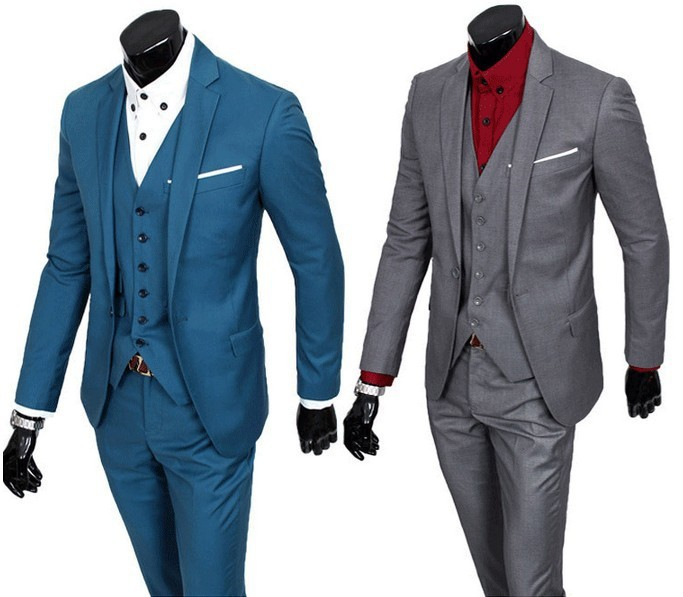 Metro sexual suits