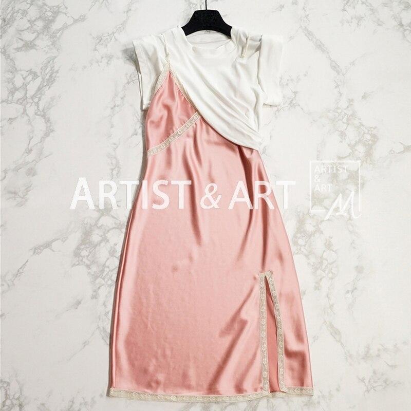 Здесь продается  Svoryxiu 2018 Designer Brands Summer Party Dress Women