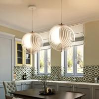 Швейцария Verpan Алюминий Луна Подвески светодиодные лампы Подвески Best качество Вернер Пантон Дизайн подвески