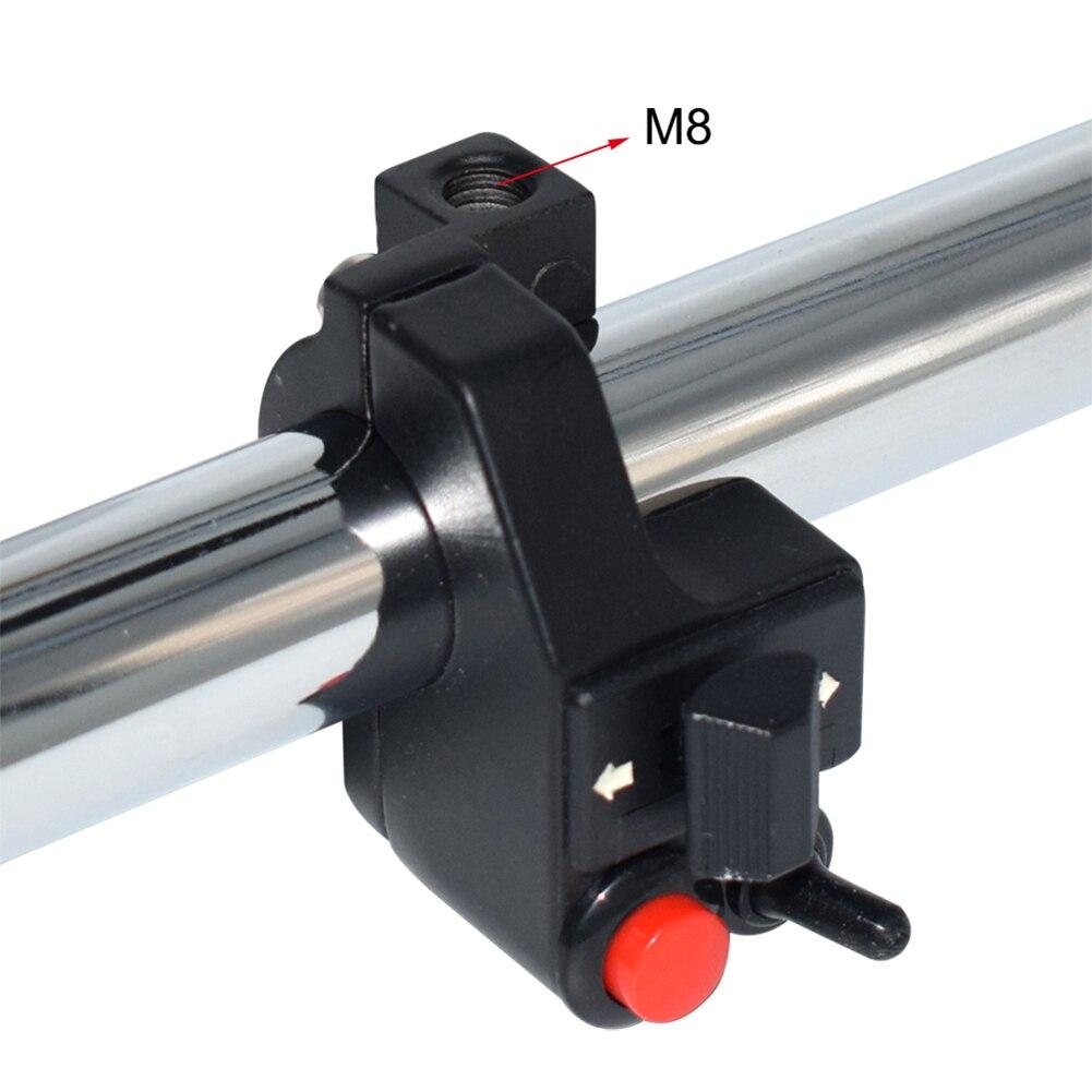 Professional Plástico Preto Modificado Três-função Esquerda Faróis