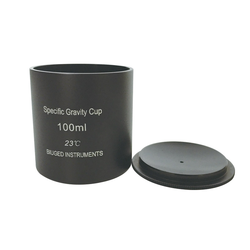 BGD296/4 100cc/ml Aluminum Specific Gravity Cup /Coating Gravity Cup