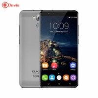 OUKITEL U16 Max 6.0 inch 4G Smartphone Android 7.0 MTK6753 Octa Core 1280*720 3GB+32GB 13MP 4000mAh Fingerprint ID Mobile Phone
