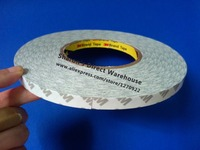 1x 12mm 50 Meters 3M 9080 Double Sided Sticky Tape For Cellphone Screen Display Repair LED