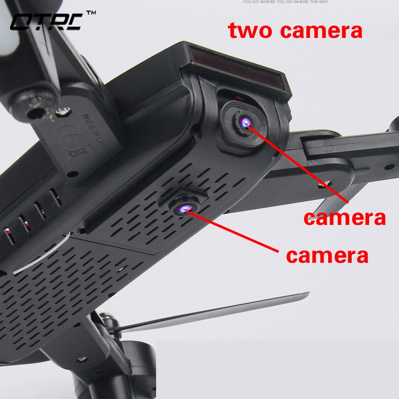 d107 Camera Drone RC Helicopter 2