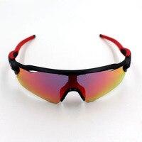 Adulti bambini kid gioventù moda All'aperto ciclismo sport mountain bike in sella a moto antivento occhiali occhiali da sole polarizzati
