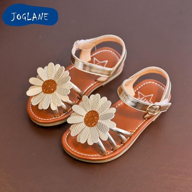 Able Girls 2019 New Bow Sandals Summer Open Toe Sandals Simple Big Children Non-slip Princess Sandals Size21--36 Children's Shoes Girls
