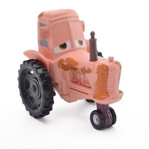 Image 5 - Disney Pixar Cars 3 2 Metal Diecast Car Toy Black Storm Jackson Lightning McQueen Truck Model Children Car Toys Christmas Gift