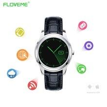 FLOVEME Luxus Smart Uhr X7 Unterstützung SIM Karte Englisch Bluetooth Antwort Dfü Anrufen Auf Handgelenk Für Androin Smartwatch Intelligente