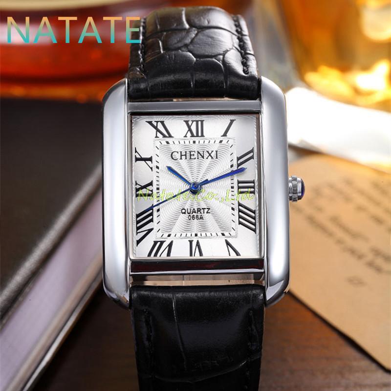 NATATE Men Waterproof Business Casual Zegarki Mężczyźni Luksusowa - Męskie zegarki - Zdjęcie 4