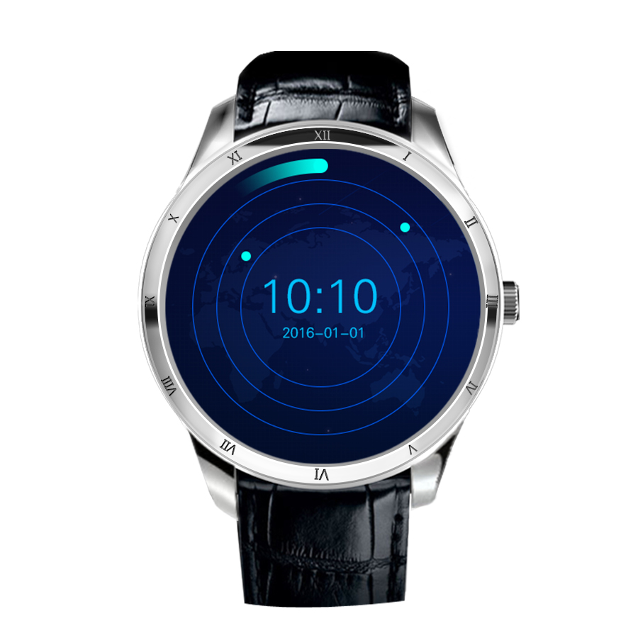 Finow Q5 Smart Watch Android 5.1 MTK6580 Bluetooth SmartWatch 1.39inch OLED Display 512MB+4GB 3G Sim Wifi PK Y3 KW88 LEM5 Watch gv08 bluetooth android android 1 3 smartwatch sim moible