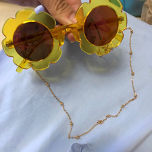 70cm Chic Eyeglass Chain Sunglasses Reading Beaded Glasses Eyewear Rope Lanyards Gold Silver Glass Cord Neck strap