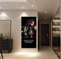 Top-Rated Tela HD Stampato Poster Da Parete Artistica Con Cornice 3 Pezzi Pink Floyd Painting Pictures Soggiorno O Camera Da Letto Decorativo per la casa