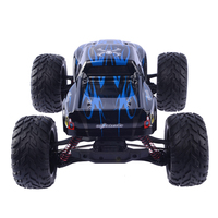 MUQGEW 2017 New Hot Sale 35+MPH 1/12 Scale RC Car 2.4Ghz 2WD High Speed Remote Controlled TRACK Red Kids Birthday Christmas Gift