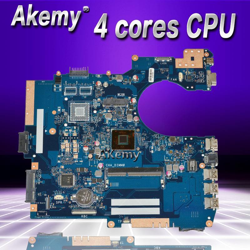 Akemy For ASUS P552SJ PU552SJ PRO552S P552S P552SA laptop motherboard tested 100% work original mainboard 4 coresAkemy For ASUS P552SJ PU552SJ PRO552S P552S P552SA laptop motherboard tested 100% work original mainboard 4 cores