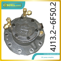 B6 compressor Oil pump complete for big 4 and 6 cylinder semi hermetic compressor compatible with Bitzer components