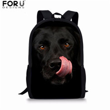 FORUDESIGNS Animal Black Dog Great Dane/Pug Dog/Pit Bull/Fre