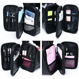 Image 2 - Outdoor First Aid Kit Large Capacity Sports Nylon Waterproof Cross Messenger Bag Family Travel Emergency Bag DJJB024