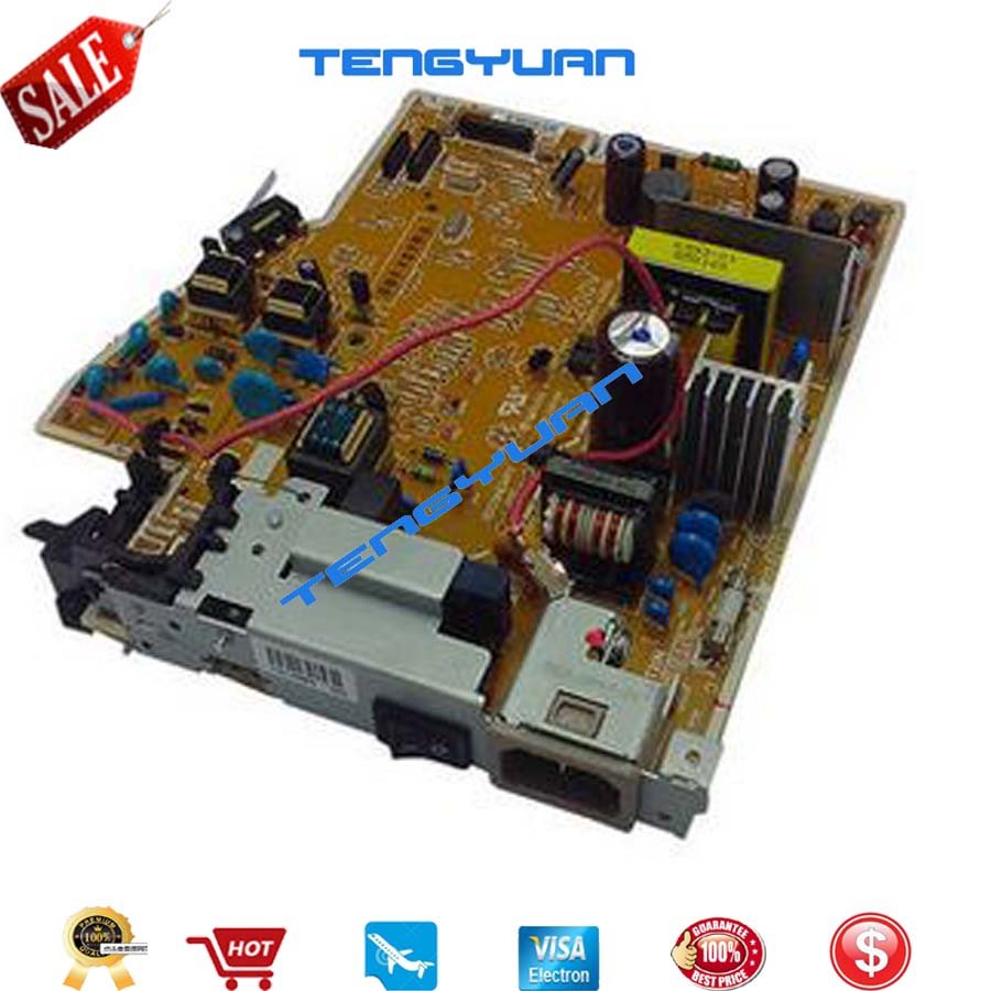 Free shipping 100% test original for HPM1120 Power Supply Board RM1-4936-000CN RM1-4936(220V) RM1-4932-000CN RM1-4932(110V) free shipping new original for hp3525 cp3525 drive stepping motor drum motor rk2 2415 000cn rm1 4988 000cn rk2 2415 rm1 4988