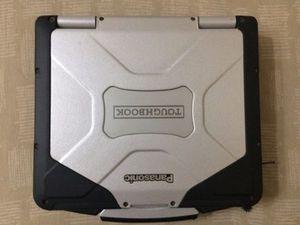 Image 5 - Panasonic Toughbook MK2 CF 31 çekirdek i5/RAM 4gb askeri sınıf tam sağlam dokunmatik yıldız C3/C4/C5 Icom A2 yeni alldata