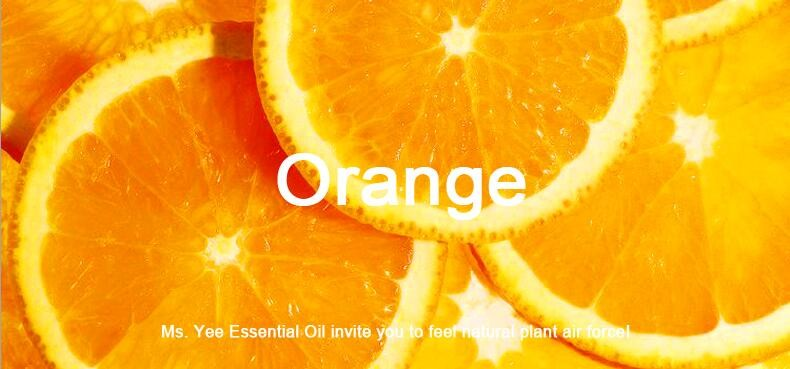 Sweet Orange Essential Oil 100% Pure & Natural Sweet Citrus Aroma Therapeutic Grade Great for Aromatherapy & Immunity Cleaning 1