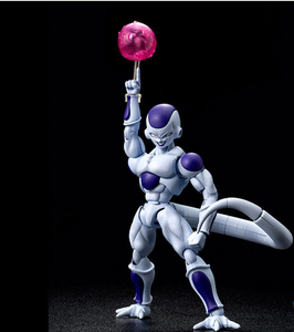 Image 4 - PrettyAngel אמיתי Bandai דמות קומות סטנדרטי הרכבה Z Frieza (צורה סופית) פלסטיק דגם פעולה איור