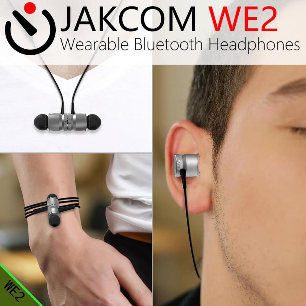 JAKCOM WE2 Smart Wearable Earphone Hot sale in Smart Accessories as polar m400 tecnologia my band 3