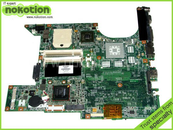 NOKOTION 443778 001 DA0AT8MB8H6 LAPTOP MOTHERBOARD for HP DV6000 V6000 V6100 V6200 V6400 Mainboard