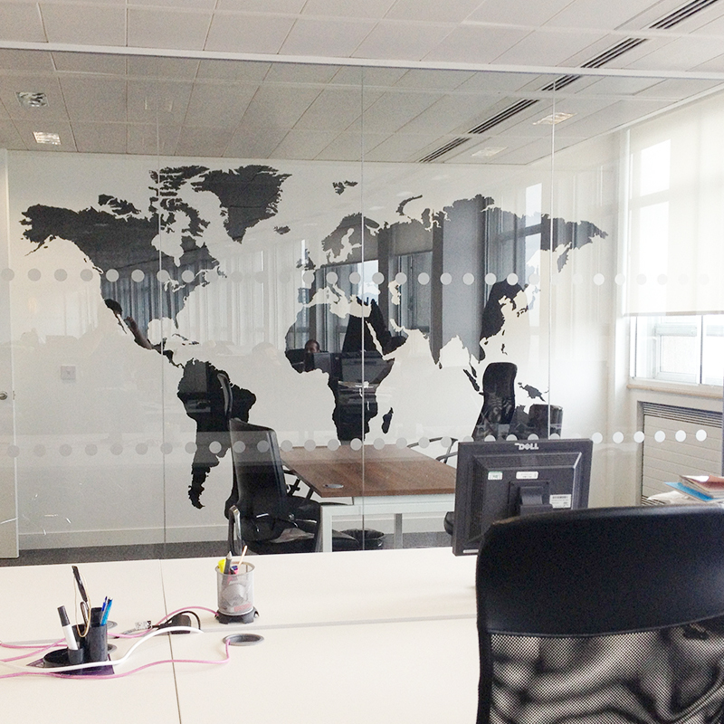 Removable wallpaper world map wall sticker wall decals vinyl removable wallpaper world map wall sticker wall decals vinyl stickers home decor office decoration vinilo mapamundi zy8278 in wall stickers from home gumiabroncs Choice Image