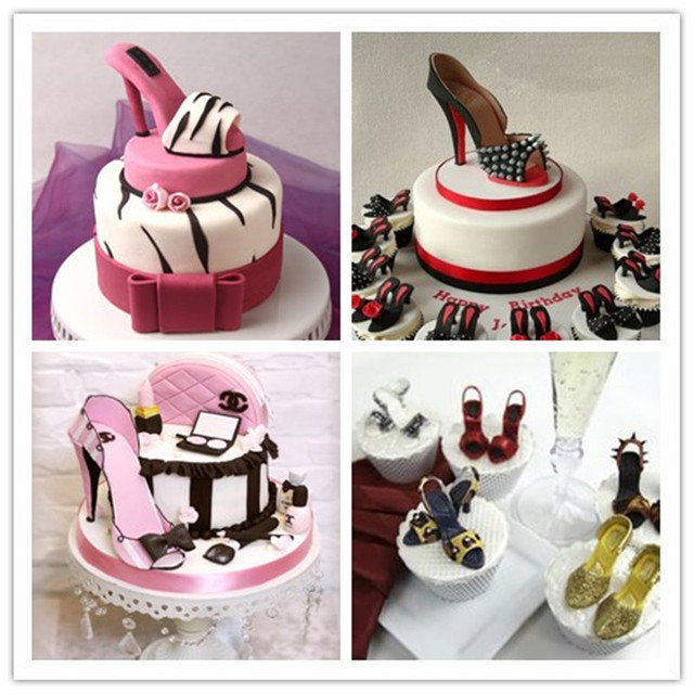 Edible Cake Decorations Which You Can Mould