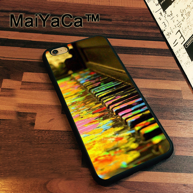 coque iphone 8 piano