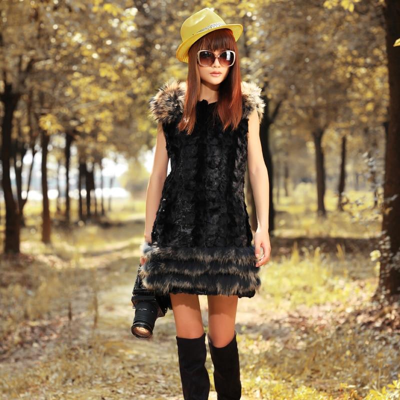 HOT Fashion new Ladies' Mink vest,Elegant Slim Ladies' mink fur vest,women's fur waistcoat,mink coat free shipping FZ017 cx c 12a genunie mink fur ladies fashion hats drop shipping