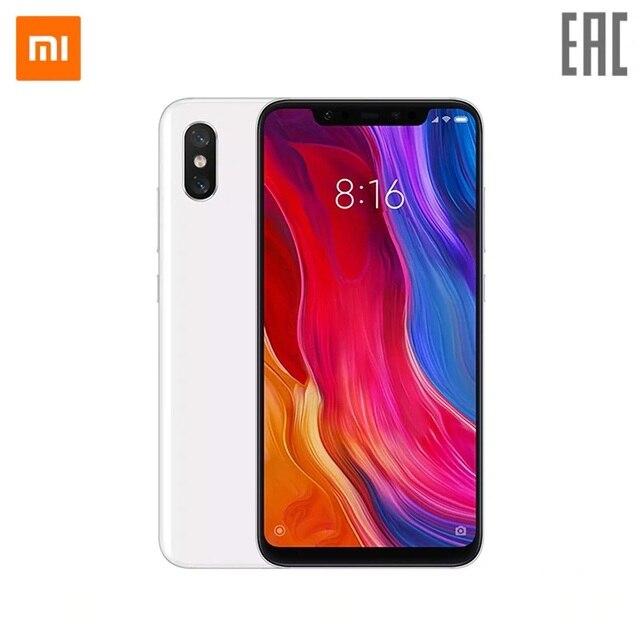Смартфон Xiaomi Mi 8 128 ГБ