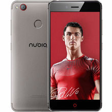 "International Firmware 5.2 ""ZTE Nubia Z11 Mini S 23.0MP Caméra 4 GB RAM Mobile Téléphone 64 GB ROM Snapdragon MSM8953 Octa Core"