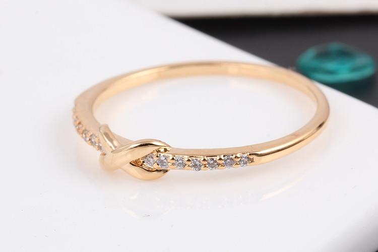 Infinity Symbol Ring