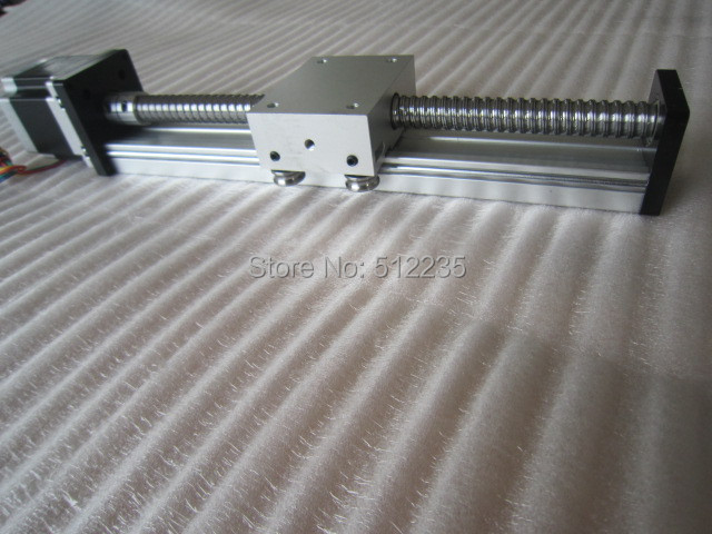 High Precision SGK Ballscrew 1204  Travel 500mm Linear Guide+ Nema 23 Stepper Motor  CNC Stage Linear Motion Moulde Linear desire mini 11 lancome miracle 5 мл женские духи с феромонами