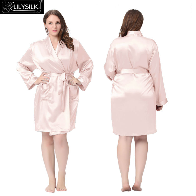1000-light-pink-22-momme-mid-length-silk-robe-plus-size-01