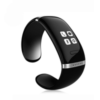 Lnbei Intelligente Wristband L12S OLED Braccialetto Bluetooth per IOS iPhone Samsung e Telefoni Android Wearable Electronic