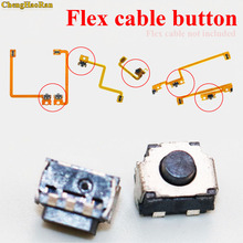ChengHaoRan 20pcs NEW For 3DS & 3DS XL repair parts shoulder button L & R SWITCHES Game Console Controller Flex cable buttons стоимость