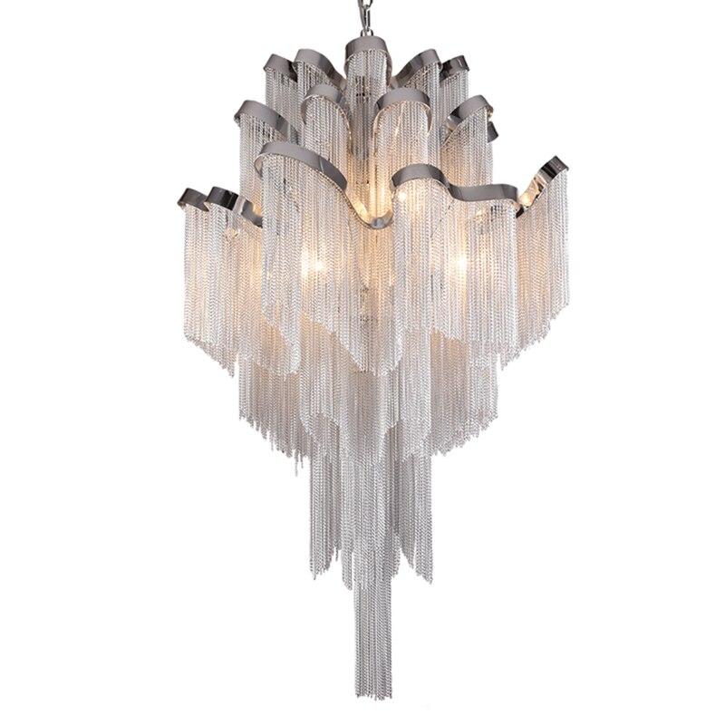 Lighting Fixture Store: Aliexpress.com : Buy Luxury Modern Pendant Light Chrome