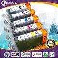 Para bci3 bci6 compatíveis cartucho de tinta sem chip para canon, compatível Para CANON PIXMA IP3000, ip3300, ip4000, S400, S500