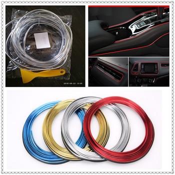 Interior del coche hilo decorativo salida etiqueta insertar aire de Lexus UX RC ES RX NX ¿LF-1 LC CT ES LX GS LF-SA