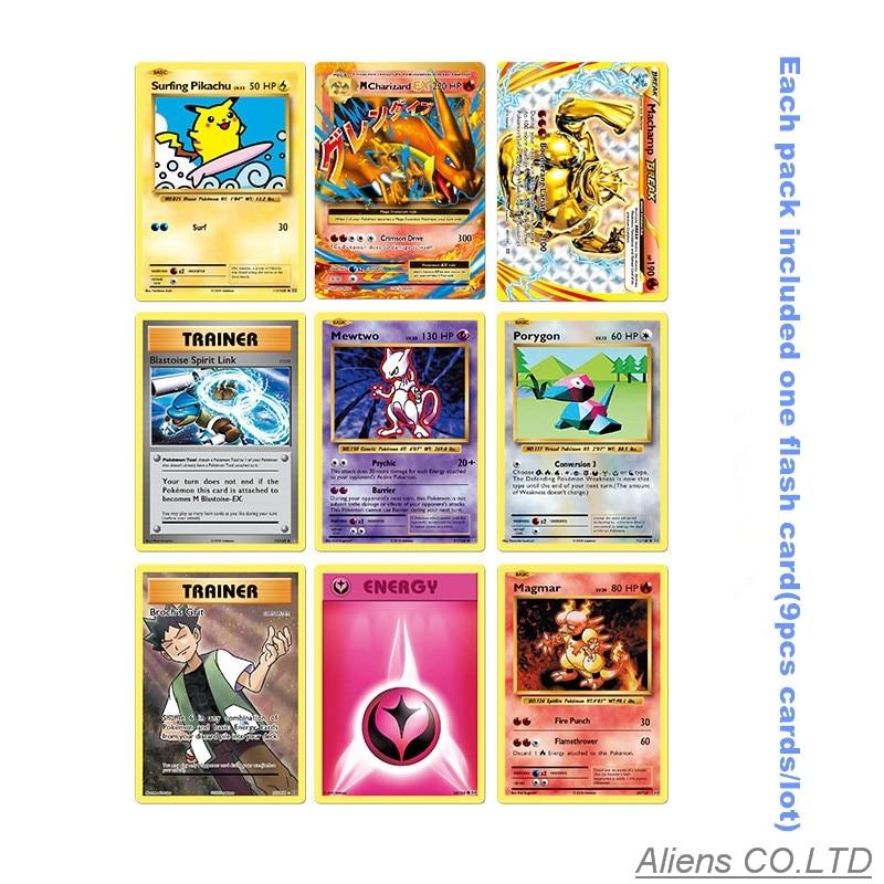 nouveau 324 pcslot anglais xy cartes changer dnergie cartes formateur cartes