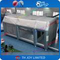 10*5*3.5mH   inflatable  car  spray   paint booth,with  3pcs free 110v-240v air blowers