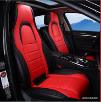 New 3D Sport Customization Car Seat Cover General Cushion Car Covers Car Styling For BMW Audi
