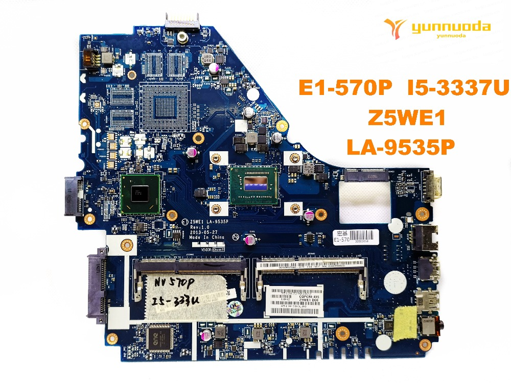 Original for font b ACER b font E1 570G laptop motherboard E1 570 E1 570G I5