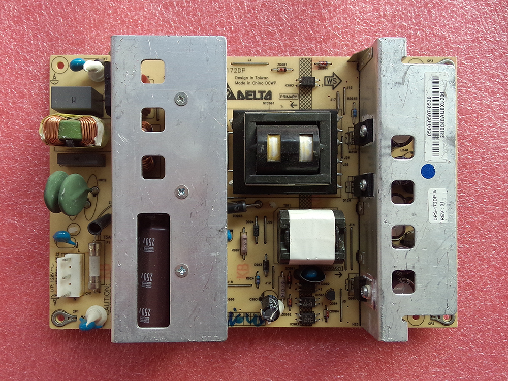 100% Tested DPS-172DP Power Board power board dps 182bp