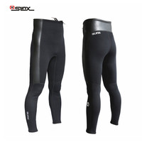 SLINX 2mm Neoprene Swimwear Surfing Scuba Diving Trousers Wetsuit Windsurfing Fishing Snorkeling Winter swimming Warm Pants
