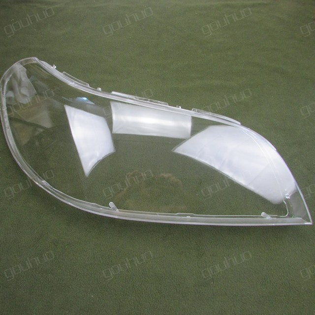 Online shop transparent lampshade lamp shade front headlight shell transparent lampshade lamp shade front headlight shell headlamp cover glass for chevrolet epica 07 15 2pcs mozeypictures Gallery