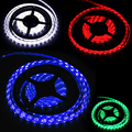 Hot Sale Waterproof 5m/16.4feet 300 x 3528 LED SMD Flexible Light Strip Lamp Four Colors Avaliable
